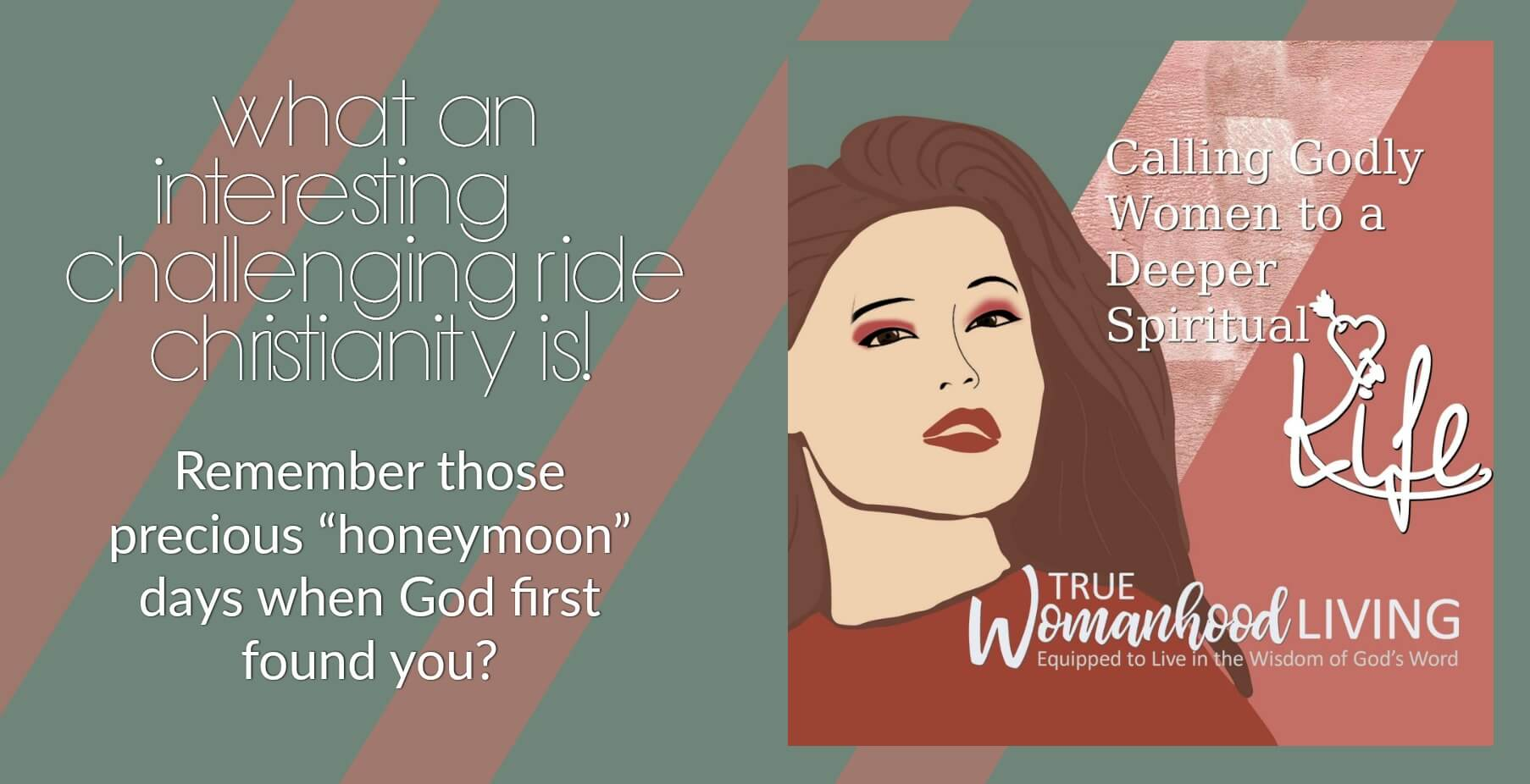 Calling Godly Women to a Deeper Spiritual Life