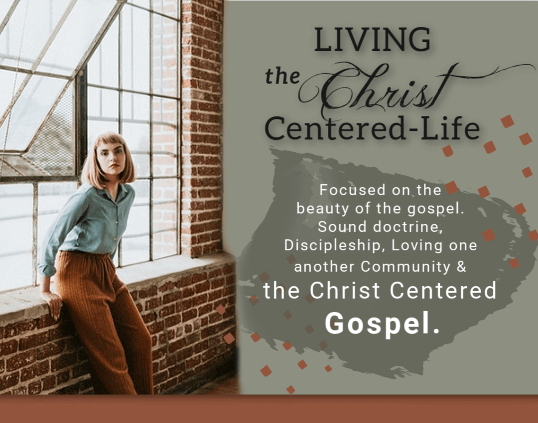 Living-the-Christ-Centered-Life
