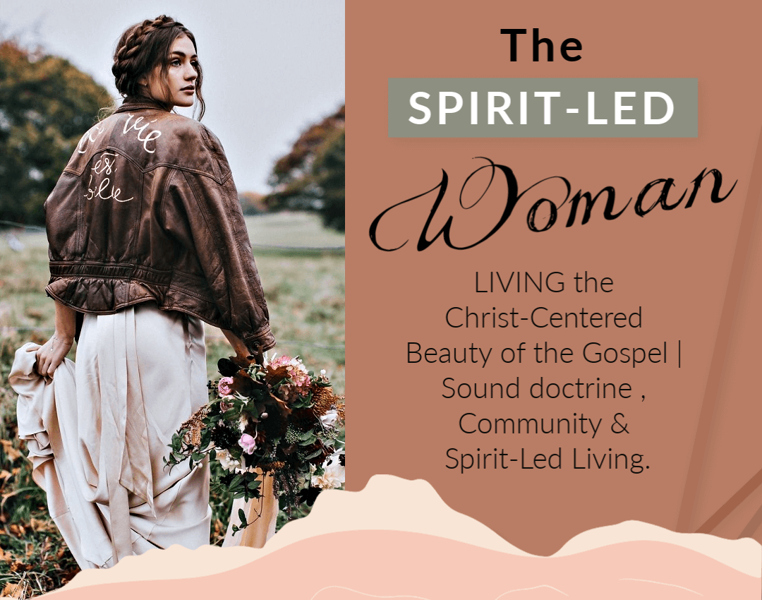 The Spirit Led Woman